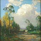 Walter Granville-Smith American landscape painting