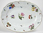 Herend Market Garden pattern platter 1101/FRN