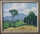 Cecil Vezin Grant Vermont landscape painting