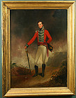 Portrait of British officer Benjamin Everard, c.1813