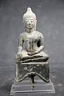 Statue of Buddha, Thailand, Ca. 17th C.
