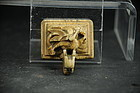 Ivory Belt Buckle # 1, China, Ming Dynasty