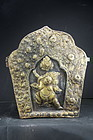 Portable Shrine, Tibet, 19th C.
