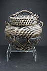 Food Basket, Ifugao Peoples
