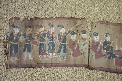 Important Taoist Temple Banner