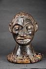 Fine Helmet Mask, Nigeria, Ekoi Peoples