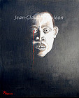 FACE I by JEAN-CLAUDE MAULEON