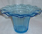 Mayfair Sweet Pea Vase - Blue