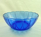 Newport Hairpin Cereal Bowl - Cobalt