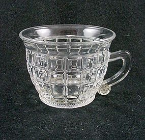 Heisey Victorian Punch Cup