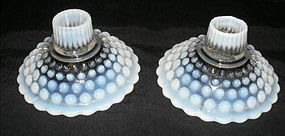 Moonstone Candlestick Set