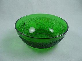 Sandwich Forest Green Berry Bowl