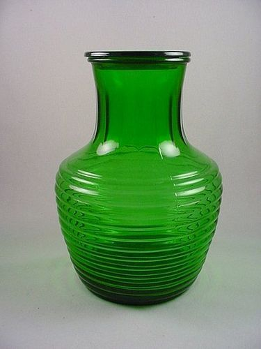 Manhattan Water Bottle & Lid - Forest Green