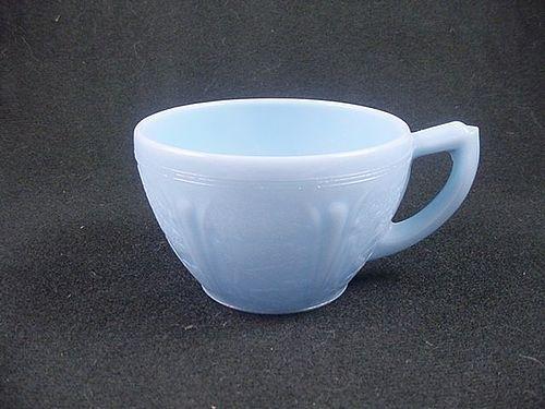 Cherry Blosso Cup  - Delphite Blue