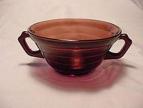 Moderntone Amethyst Cream Soup Bowl