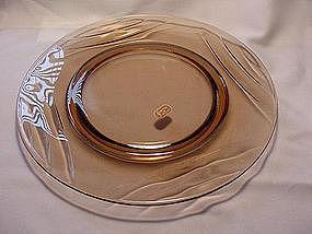 Fostoria Horizon Dinner Plate - Cinnamon