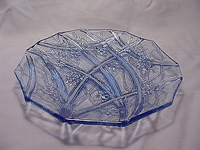 Consolidated Line 700 Salad Plate - Blue