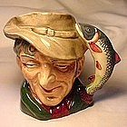 Royal Doulton The Poacher Toby Jug  -  D6429