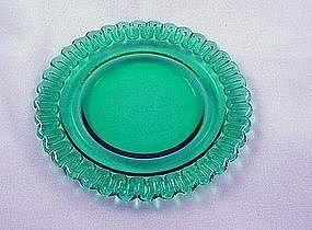 Christmas Candy Bread & Butter Plate- Terrace Green