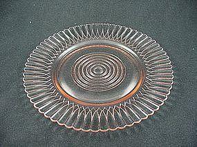 Petalware Luncheon Plate - Pink