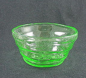 Consolidated Catalonian Emerald Finger Bowl