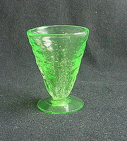 Consolidated Catalonian Emerald Cordial Tumbler