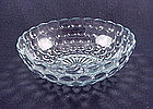 Bubble Sapphire Blue Vegetable Bowl