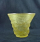 Consolidated Catalonian Honey Sweet Pea Vase