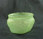 Consolidated Catalonian Jade Sugar Bowl