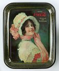 "1914 Coca-Cola ""Betty"" Serving Tray"