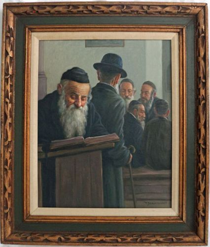 The Rabbis (Konstantin Szewczenko)