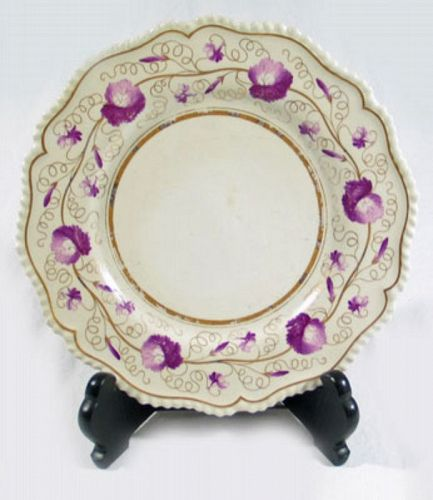 Flight Barr & Barr Dinner Plate