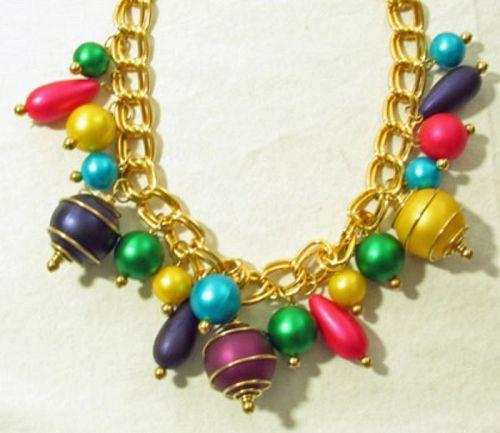 Fruit Salad Necklace