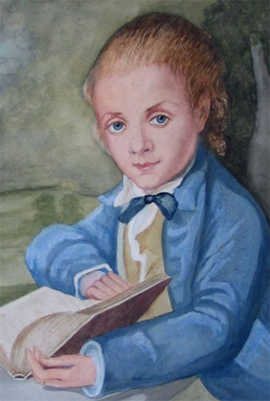 George Midleton, Portrait