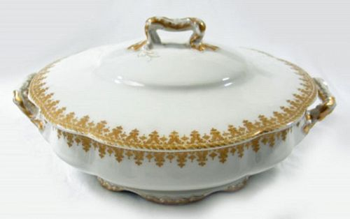 Haviland Covered Vegetable or Casserole