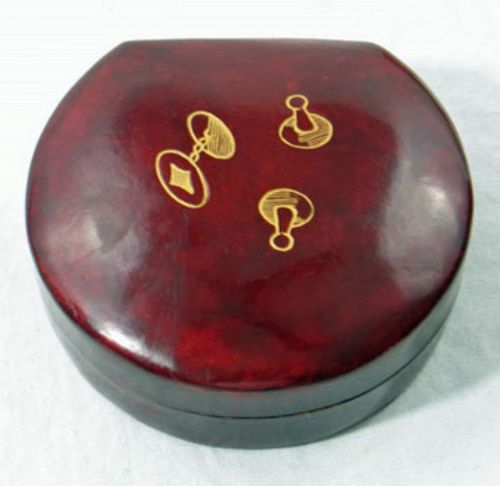 Italian Leather Box