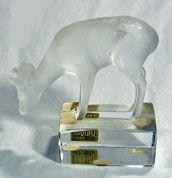 Lalique Deer