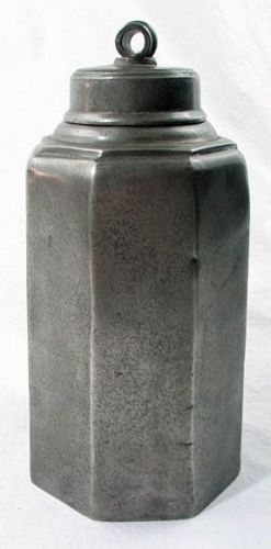 Pewter Flask (prisemkann)