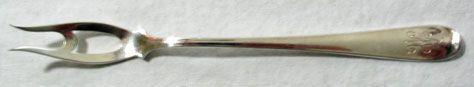 Sterling Silver Pickle or Olive Fork