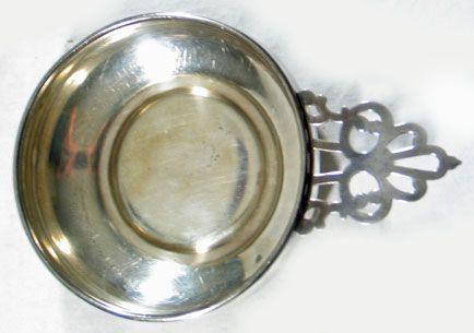 Sterling Silver Porringer