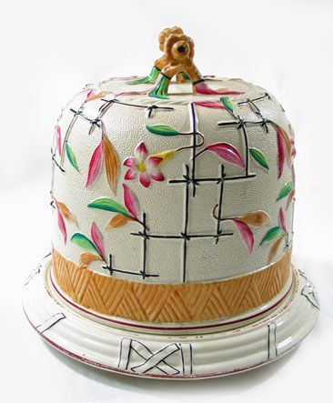 Stoneware Cheese Dome / Keeper