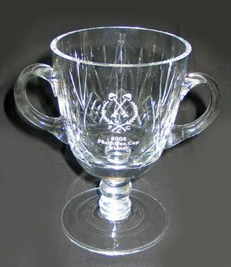 2004 Peachtree Cup Winner Trophy Cup