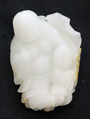 Chinese Nephrite Toggle
