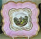 English Barr, Flight & Barr Porcelain Serving Dish 1807