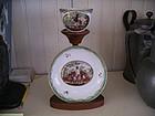 Dutch Oude-Loosdrecht Tea Bowl & Saucer, c. 1780