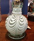 Wistarberg Style Glass Perfume Bottle, c. 1750