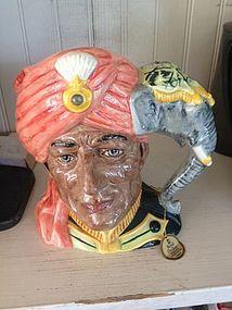 Royal Doulton Handmade Porcelain Character Jug