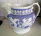 English Ridgway Pottery Jug, c. 1815-20