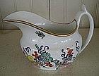 English Minton Porcelain Creamer, c. 1810-20