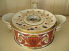 English John Rose Coalport Porcelain Inkwell, c. 1815